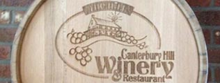 Canterbury Hill Wine Barrel